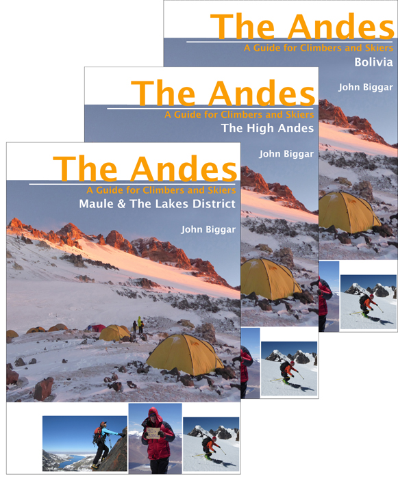Andes Individual Chapter E-books